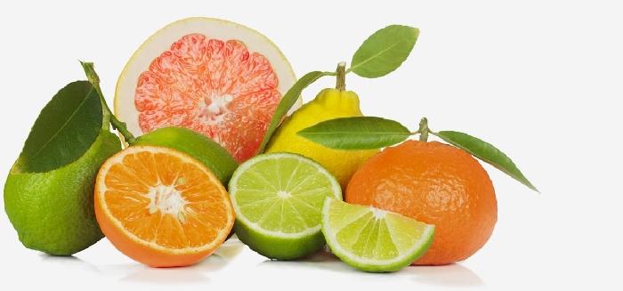 Citrusi so dober vir vitamina C! Vir: stylecraze.com