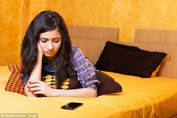 Osamljenost, rak sodobne družbe. Vir: dailymail.co.uk