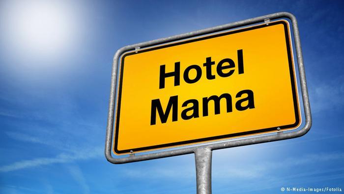 Hotel Mama, odprto 24/7. Vir: dw.com