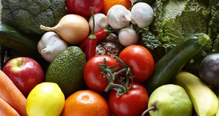 Zelenjava in sadje sta najboljši vir vlaknin! Vir: fiveofthebest com