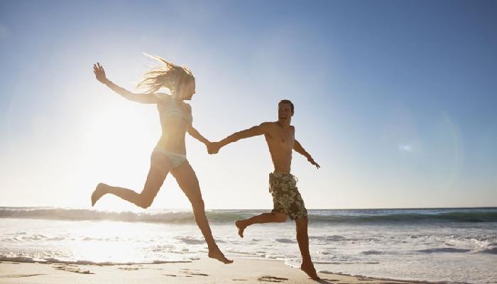 Počitnice - vzrok za prepir ali veselje? Vir: marieclaire.com