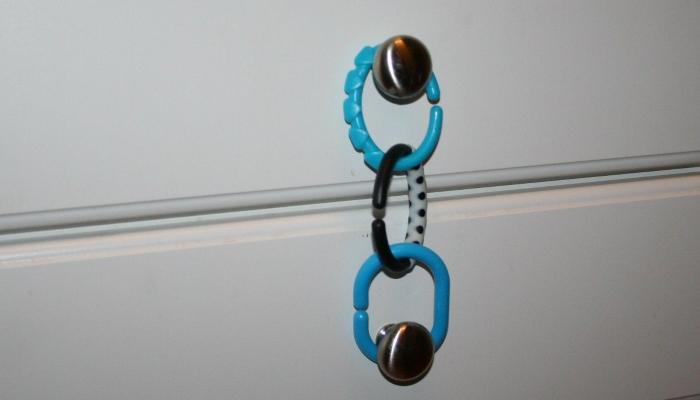 Predale lahko zavarujete z uporabo otroških krogcev. Vir: simplemost.com