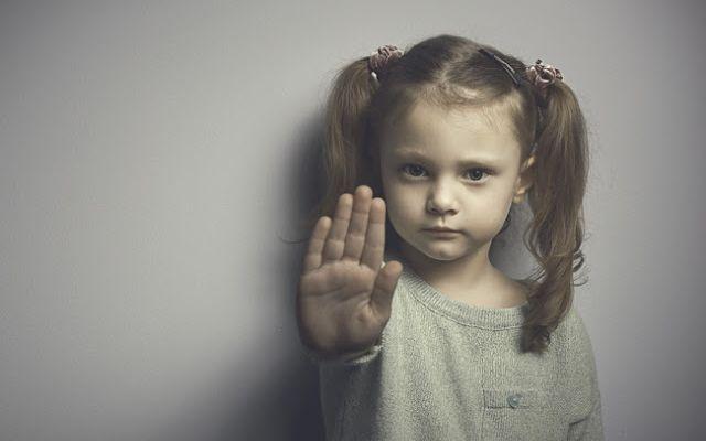 Naučite otroka, kako se postaviti zase. Vir: mamablog.teach-through-love.com